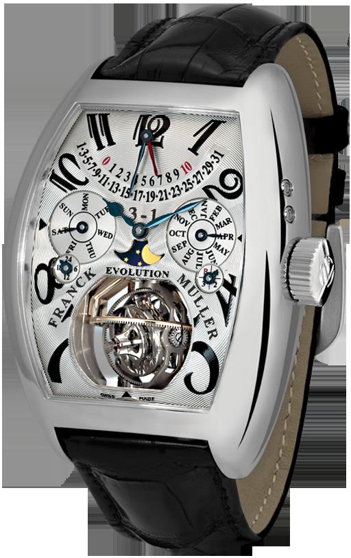 часы Franck Muller Evolution