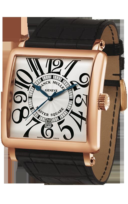 часы Franck Muller Master Square