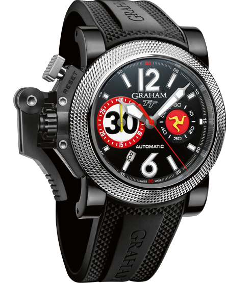 часы Graham Chronofighter Oversize Tourist Trophy