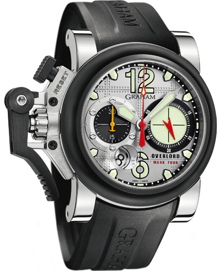 ���� Graham Chronofighter Oversize Overlord Mark IV