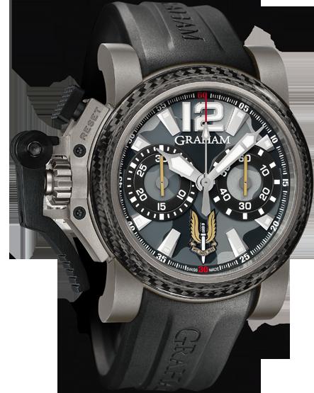 часы Graham Chronofighter Oversize SAS II