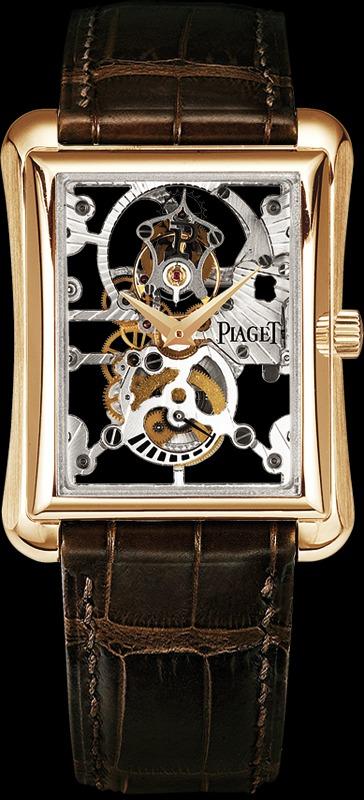 часы Piaget Emperador Squelette
