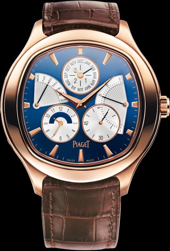 часы Piaget Emperador Coussin Perpetual Calendar