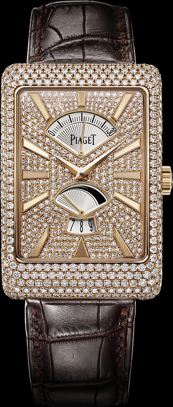 часы Piaget Rectangle à l'Ancienne