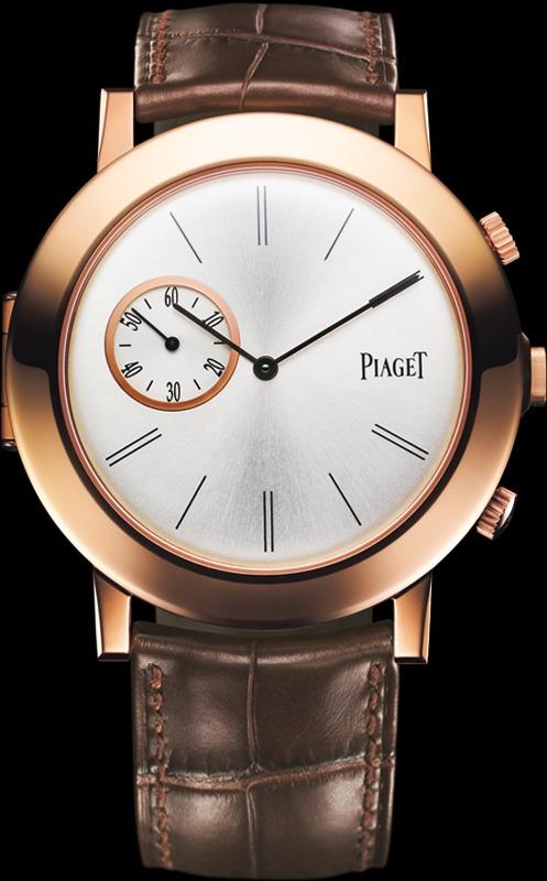 часы Piaget Altiplano Double Jeu