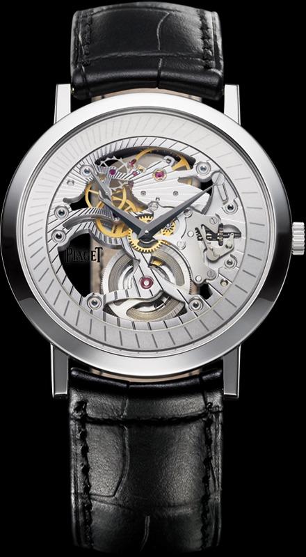 часы Piaget Squelette