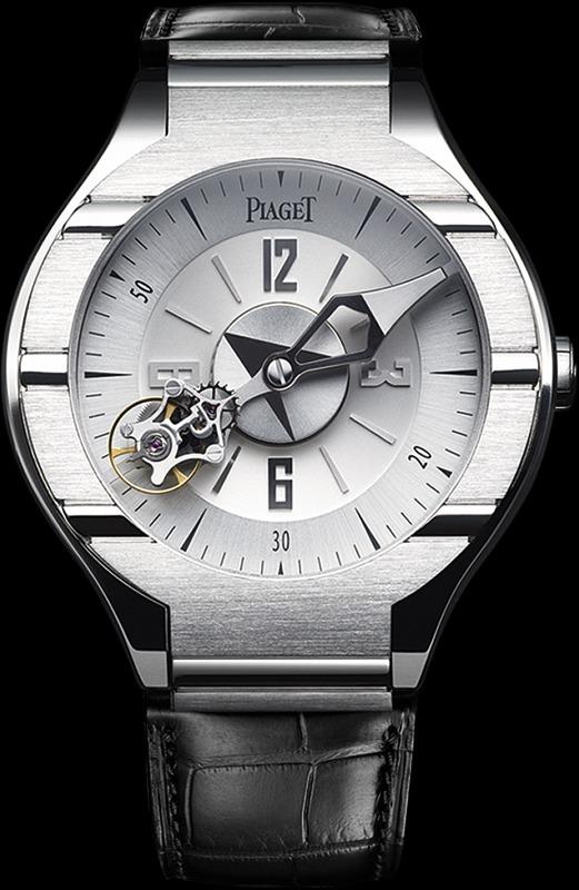 часы Piaget Polo Tourbillon Relatif