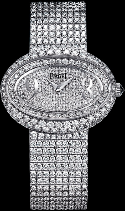 ���� Piaget Limelight oval-shaped watch