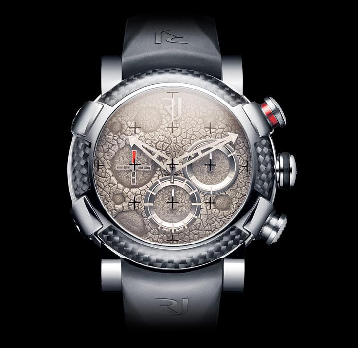 часы Romain Jerome MOON DUST STEEL MOOD CHRONO