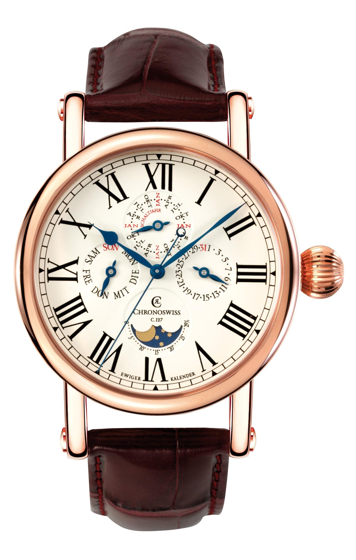 часы Chronoswiss Perpetual Calendar EWIGER KALENDER