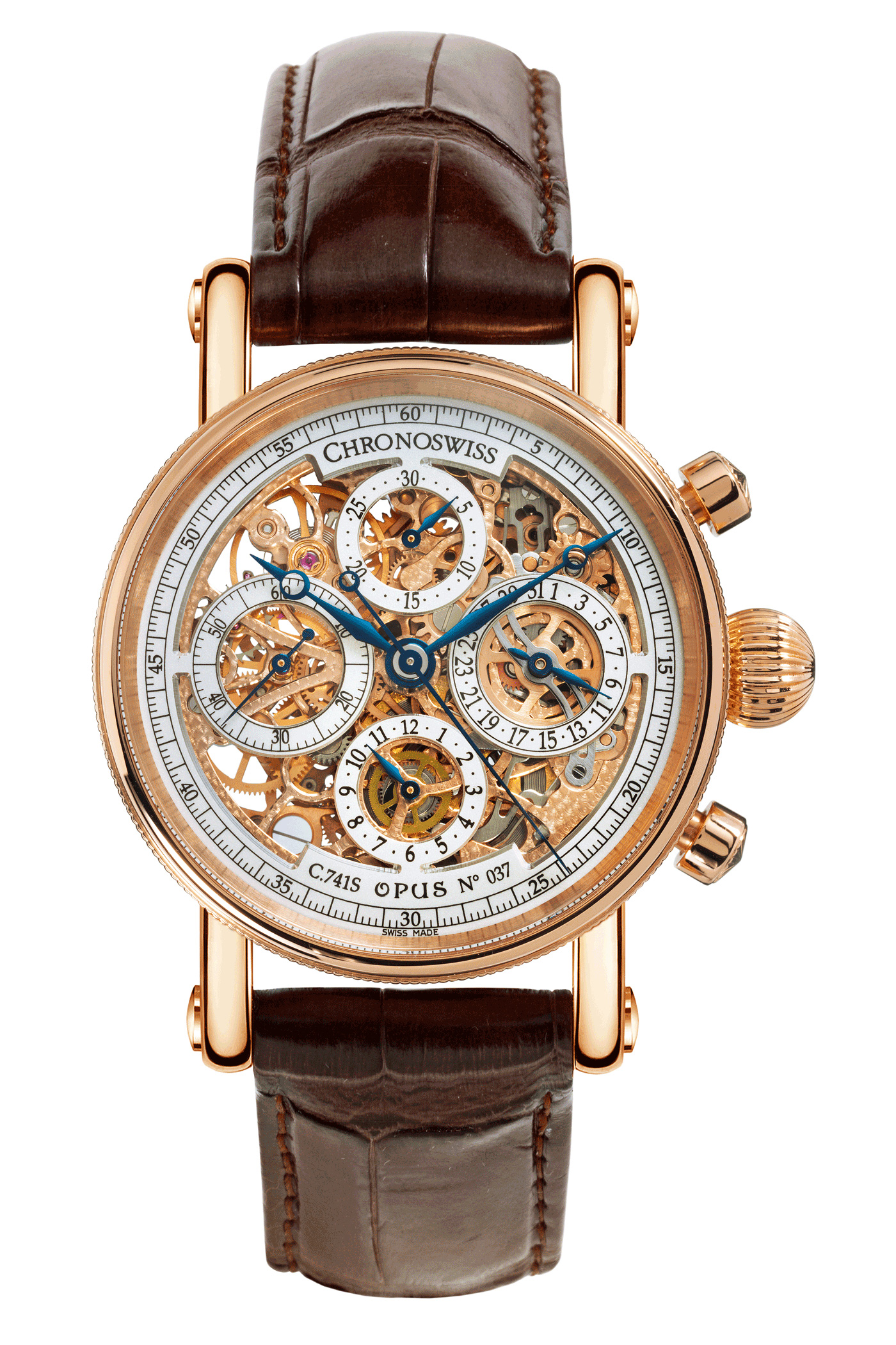 часы Chronoswiss Grand Opus Chronograph