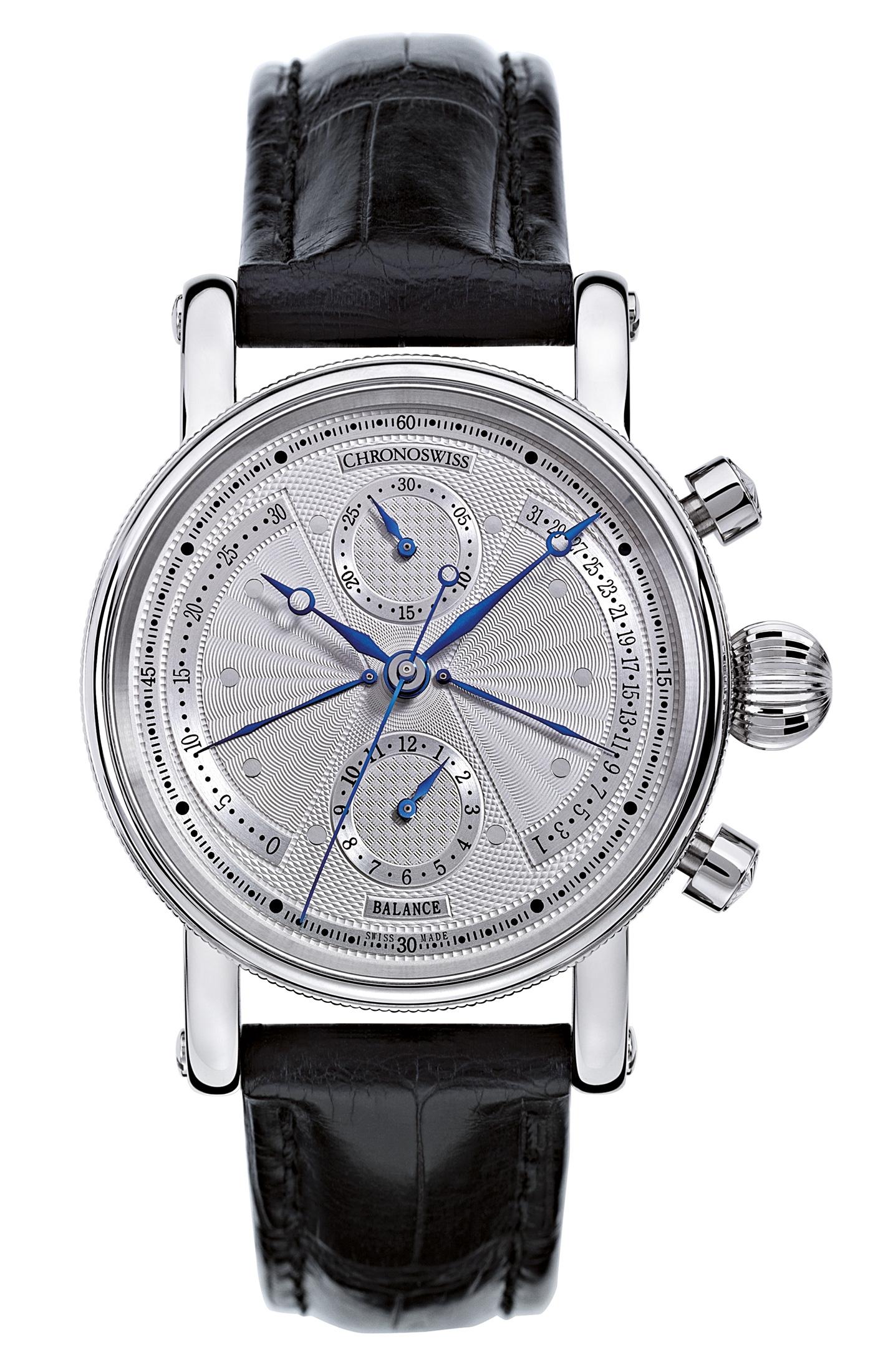 часы Chronoswiss Balance Chronograph