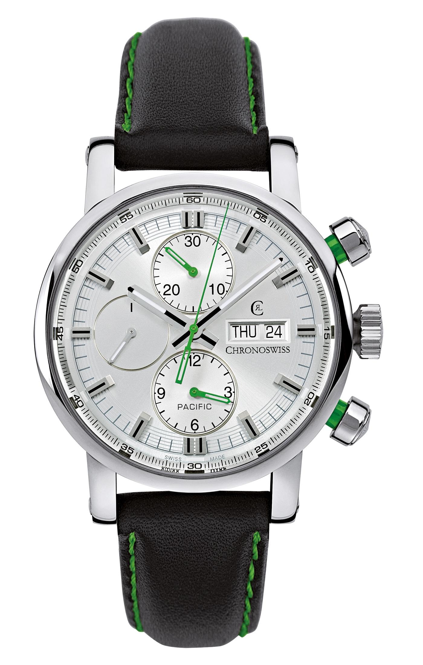 часы Chronoswiss Pacific Chronograph
