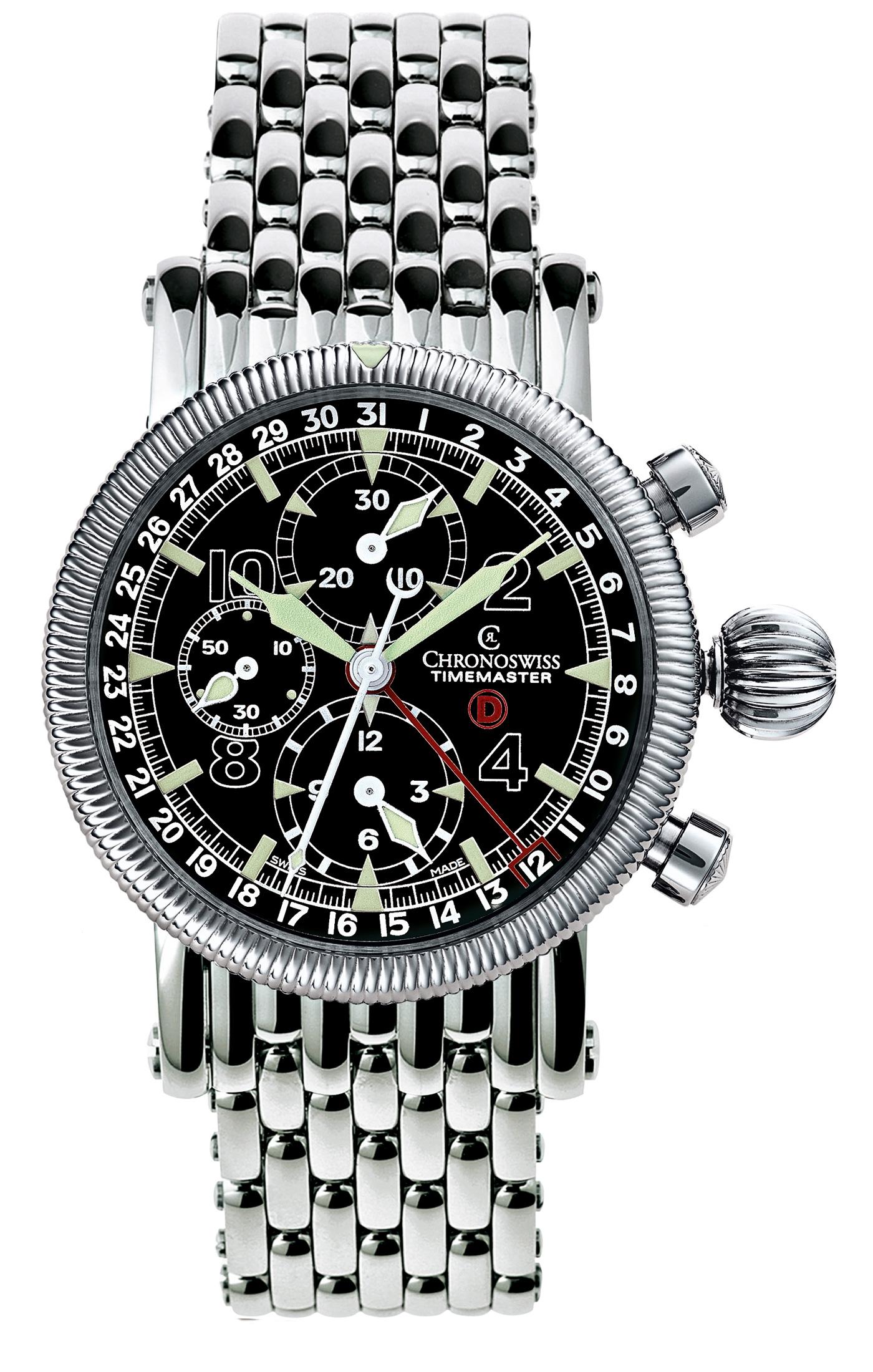 часы Chronoswiss Timemaster Chronograph Date