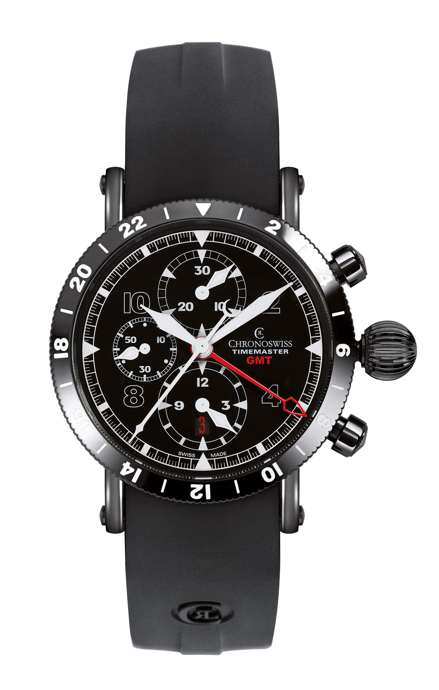 часы Chronoswiss Timemaster Chronograph GMT