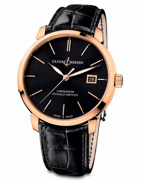 часы Ulysse Nardin Classico 120 Limited Edition