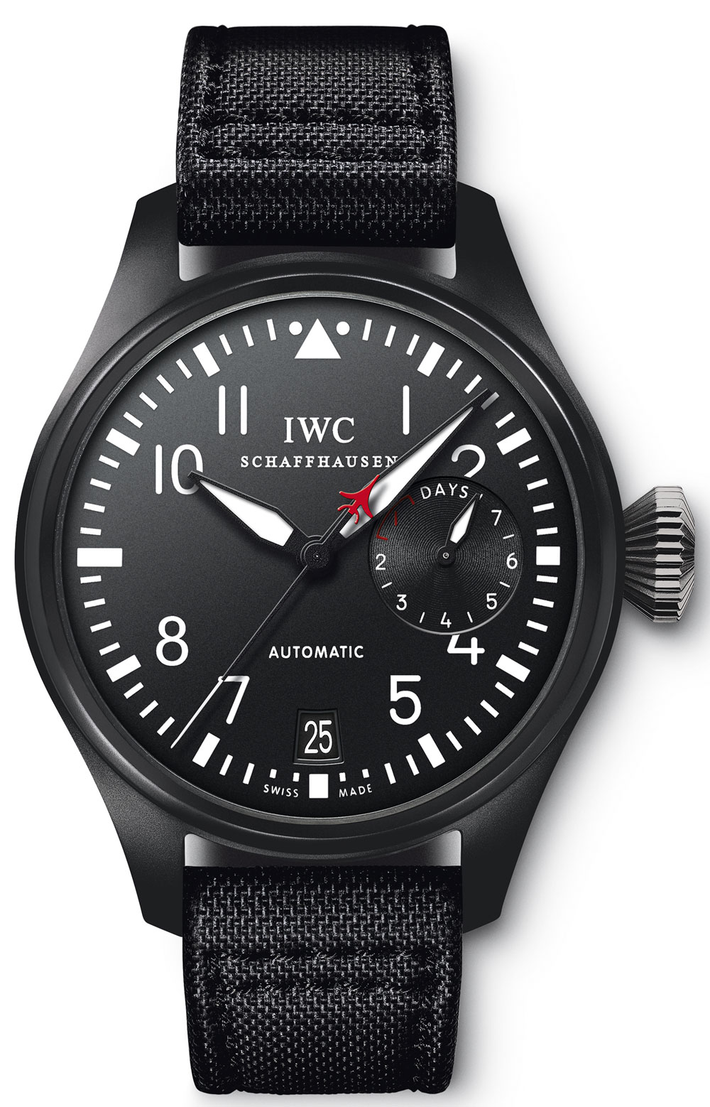 часы IWC Big Pilot's Watch Top Gun