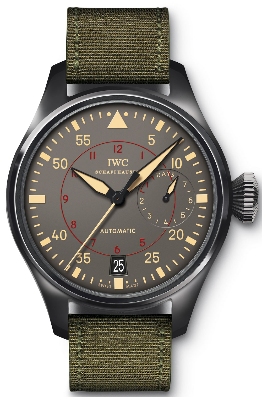 часы IWC Big Pilot's Watch Top Gun Miramar