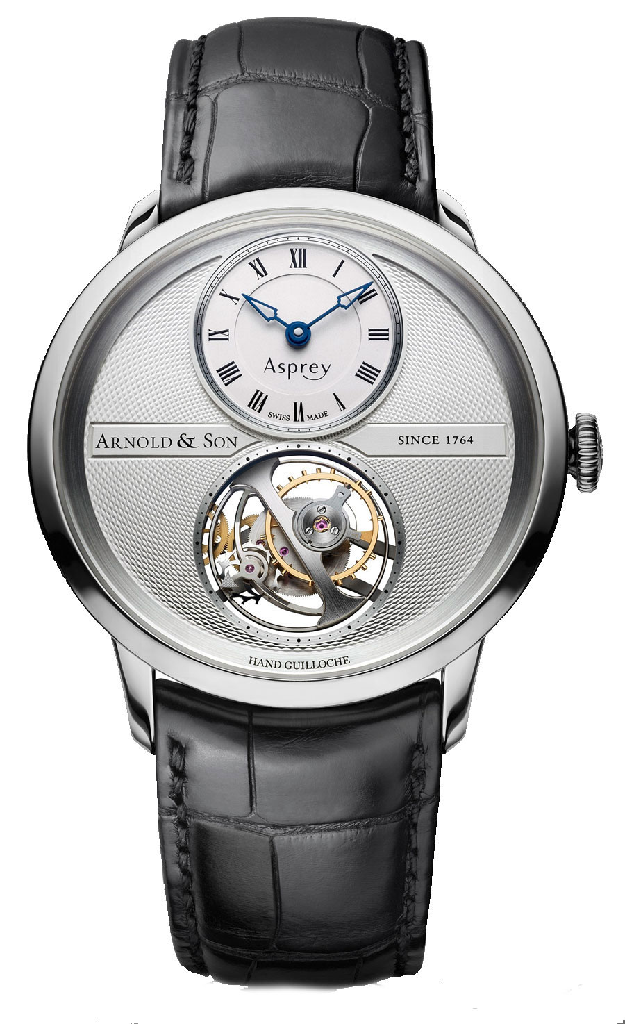 часы Arnold & Son UTTE Asprey Special Edition