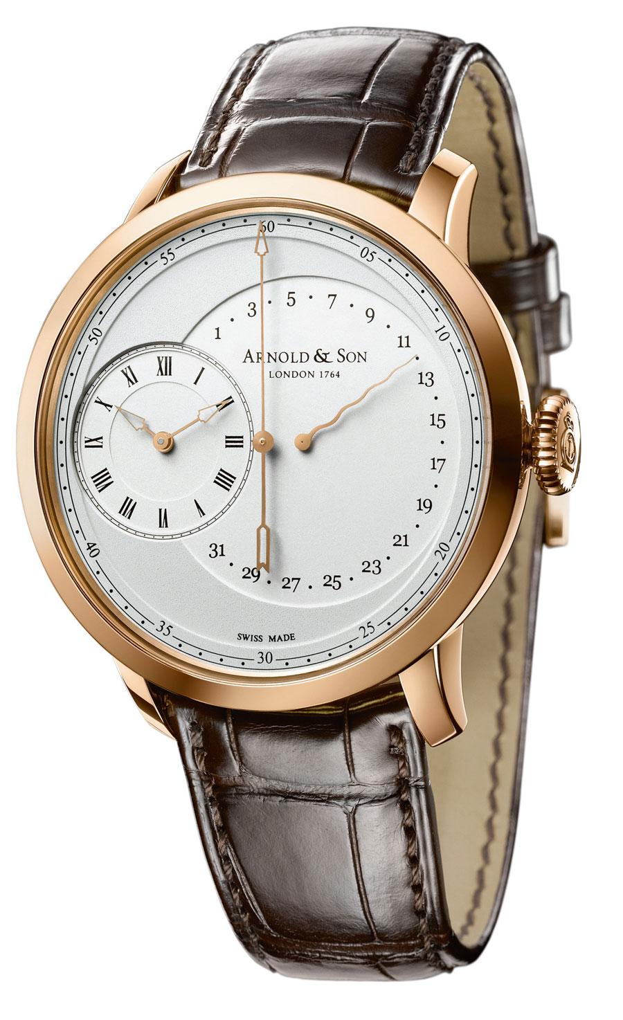 часы Arnold & Son TBR