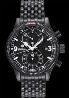 The Grand Classic Black Chronograph