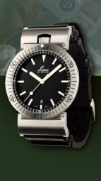Squad watch quartz steel/rubber