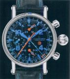 Timemaster Chnnograph Nighthawk