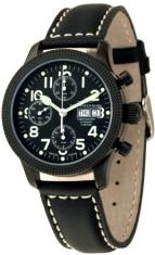 Chronograph Blacky