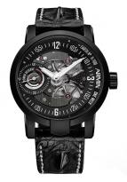 One Week Earth Stainless steel PVD-coated black Limited Edition 100