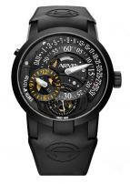 Regulator Earth Titanium PVD black Limited Edition 100