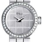 La Mini D de Dior Steel Bracelet
