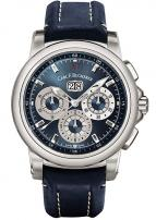 Patravi Chrono Date Blue Wave