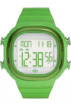 Adidas Ladies Green Seoul Digital Watch