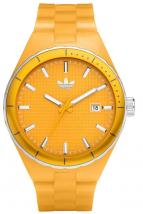 Adidas Yellow Sports Watch