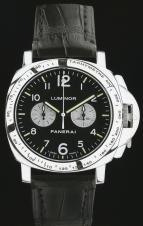 2004 Special Edition Luminor Chrono White Gold