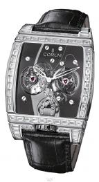 Golden Tourbillon Panoramique WG Baget Grey Limited 66