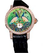 Artisan Timepieces Classical Peacocks