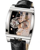 Classical Golden Tourbillon Panoramique