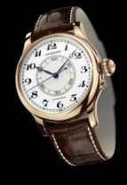 Longines Heritage Weems Second-Setting Watch