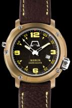 часы Anonimo Marlin Bronze