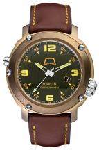 Marlin Bronzo Green Dial