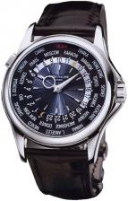 World Time Mens Wristwatch