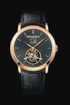 LARGE DATE TOURBILLON