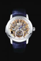 Skeleton Minute Repeater with Jumping Hour and Small Seconds