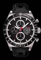 Black Carbon Automatic Chronograph PRS516
