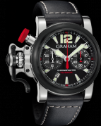 Chronofighter R.A.C. Black Shock