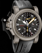 CHRONOFIGHTER OVERSIZE TITANIUM AIRWING GUN METAL
