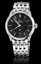 Oris Artelier Small Second, Date