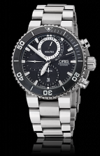 Oris Carlos Coste Chronograph Limited Edition - Cenote Series