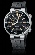 Oris Divers Small Second, Date
